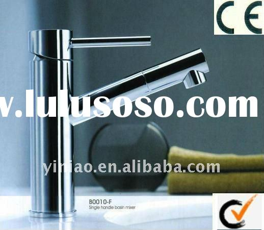 (B0010-F2) 2011 New Style 35mm ceramic cartridge Good quality Basin Mixer Faucet