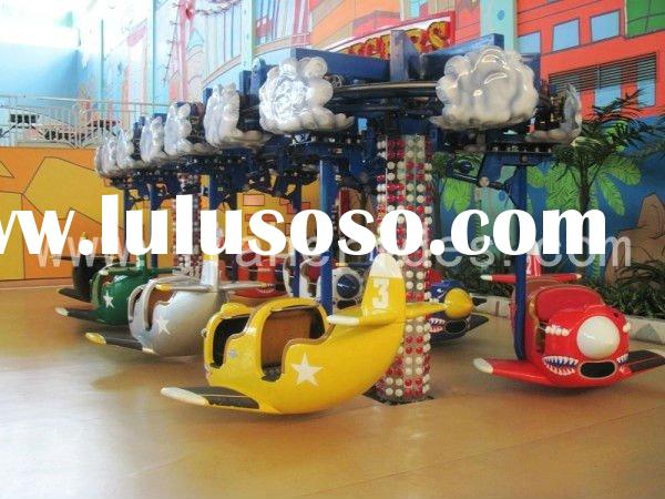 attractive flying tiger amusement park equipment for sale