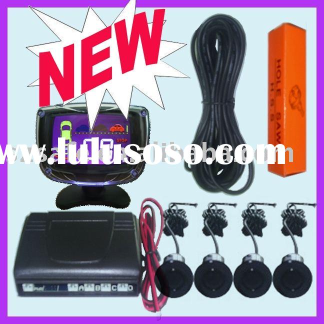 auto accessories system,car electronics,LCD parking sensor system