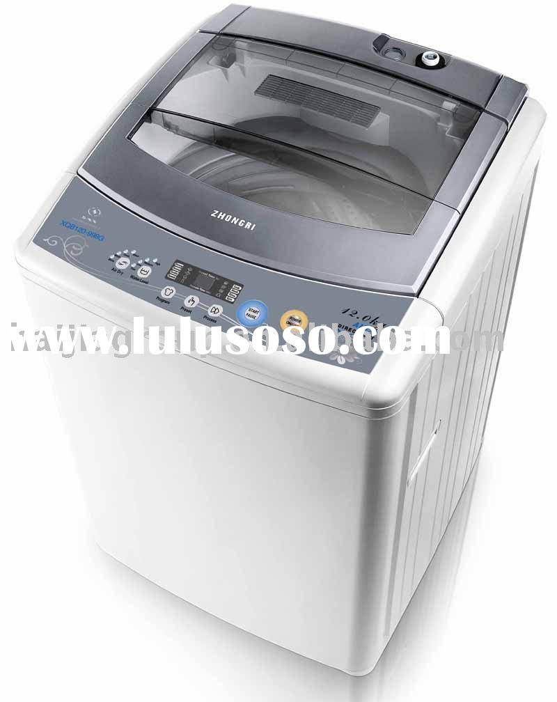automatic top loading washing machine