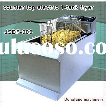 belshaw donut fryer New style, counter top electric 1-tank fryer(1-basket)