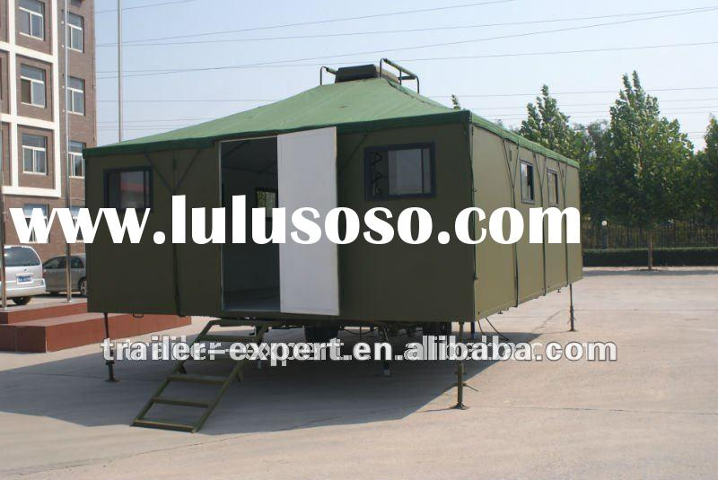 camp trailer /house trailer/tent trailer accomodation trailer