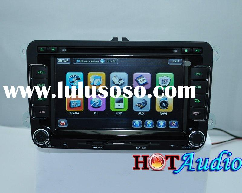 car dvd player for VW GOLF 5 (2003-2011) with gps ipod tv