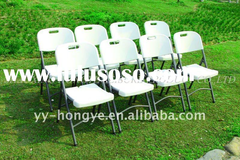 cheap outdoor folding plastic chairs