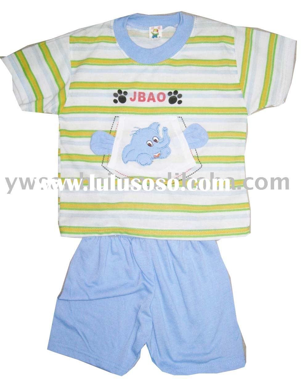 children's garment stock