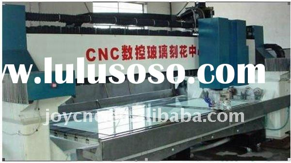 china 1325 cnc 3d glass engraving machine ce iso9000
