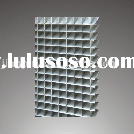egg crate diffuser aluminium egg crate air diffuser
