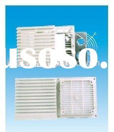 electric motor cooling fan with dust proof filter (SL-203)