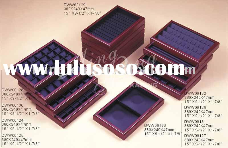 excellent quality jewelry display trays 2012 Spring new fashion