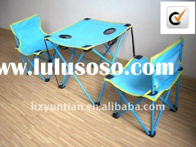 foldable kids folding table and chairs