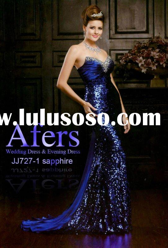 formal party dresses,Afers sequins beaded evening dresses NO.JJ727-1
