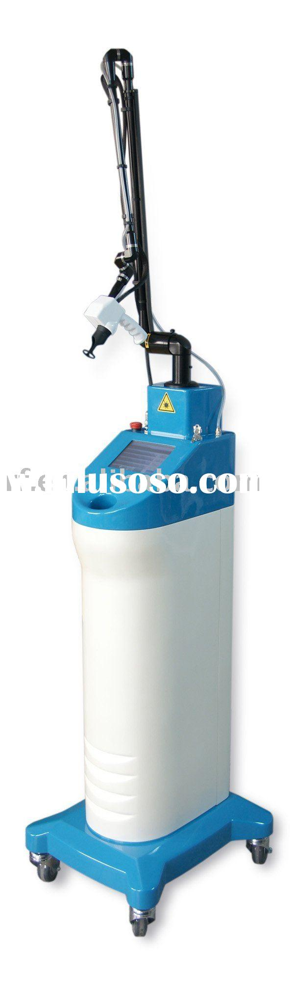 fractional laser wart removal machine for skin clinic
