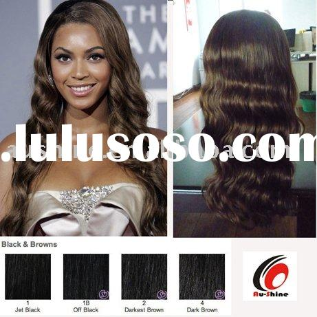full lace wig beyonce curl #4/#27HL accept paypal