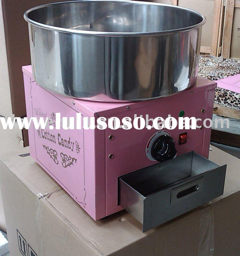 gas cotton candy machine/candy floss machine