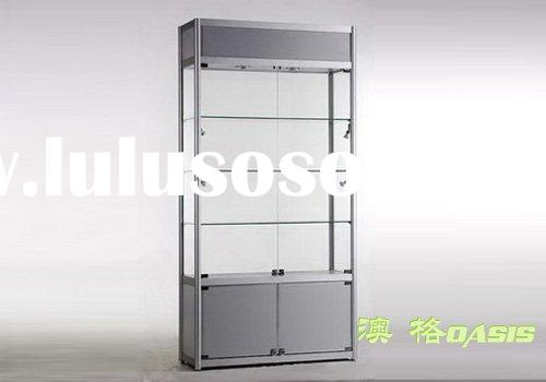 glass display case,display showcase,watch display case,
