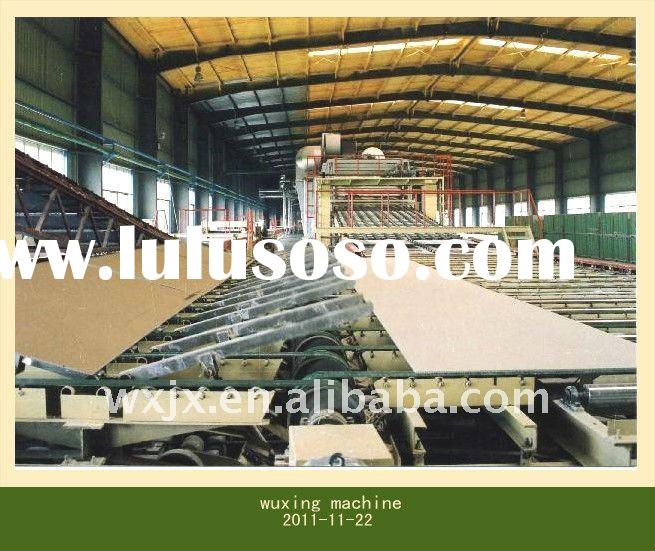 gypsum board production line(ISO,CE)