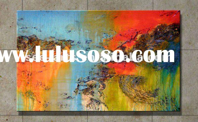 handmade wall art decor modern painting SJD-236