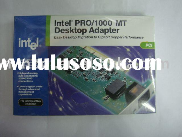 intel network card 10/100/1000Mbps pci lan card 8390MT