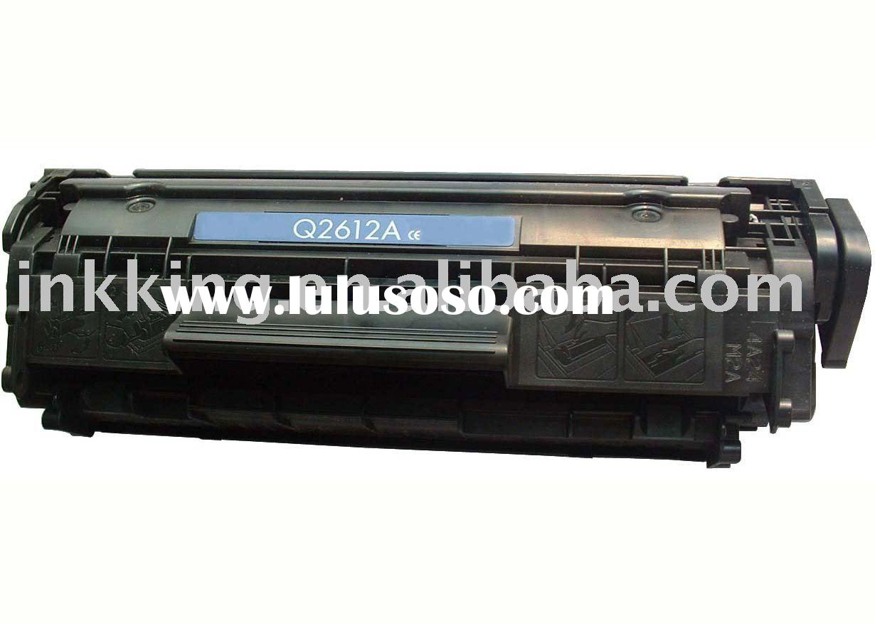 large laser toner powder for hp q2612a