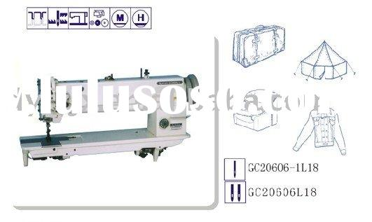 long arm sewing machines industrial