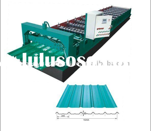 metal ceiling tile roll forming machine