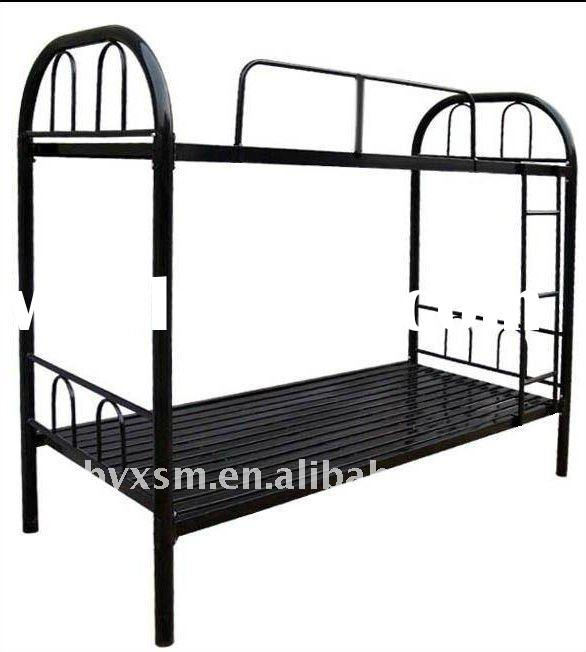 metal frame bunk bed assembly instructions
