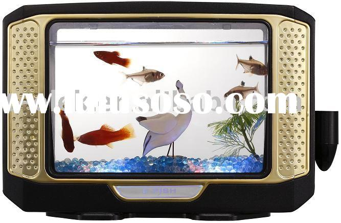 mini usb aquarium tank for tropical fish ecology fish tank