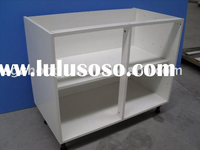 modular European kitchen cabinet carcass