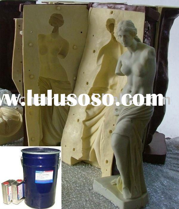 molding silicone rubber for craft /sculpture