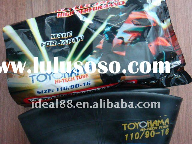 natural &butyl motorcycle inner tube with full sizes