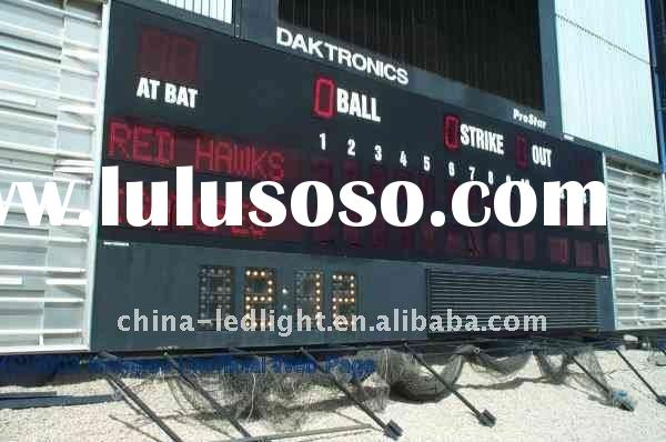 perimeter screen monitor text sign LED panel real pixel traffic LED screen panel LED display panel o