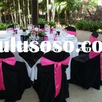 Polyester Table Clothestable Linen Wedding Chair Covers Wedding Table