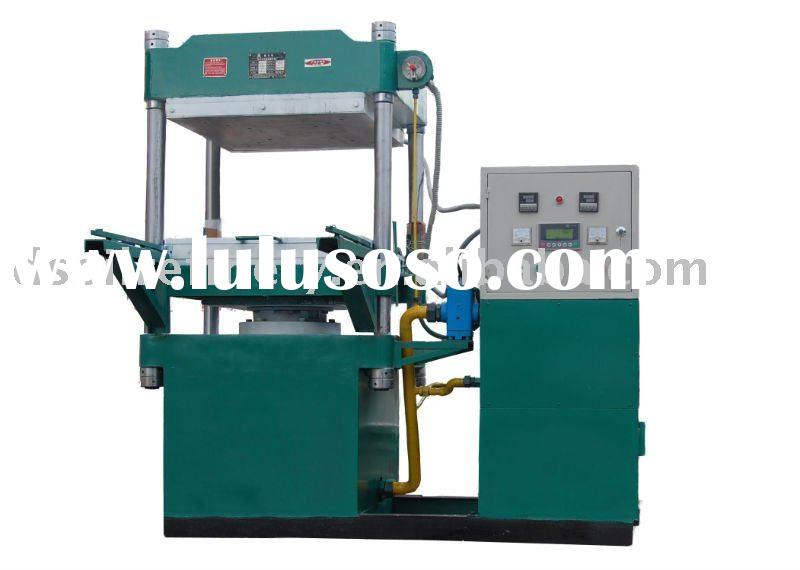 rubber molding press 100t