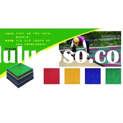 rubber tile ,rubber mat,outdoor playground rubber mat