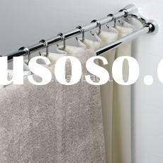 sell double extensible shower curtain rod