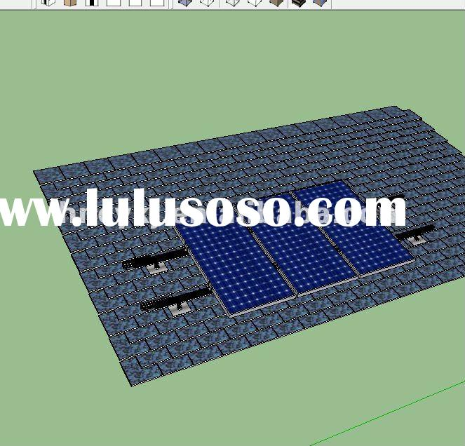 solar energy mount products