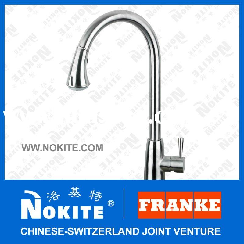 stainless steel pull-out sink/kitchen faucet/mixer/tap S2001
