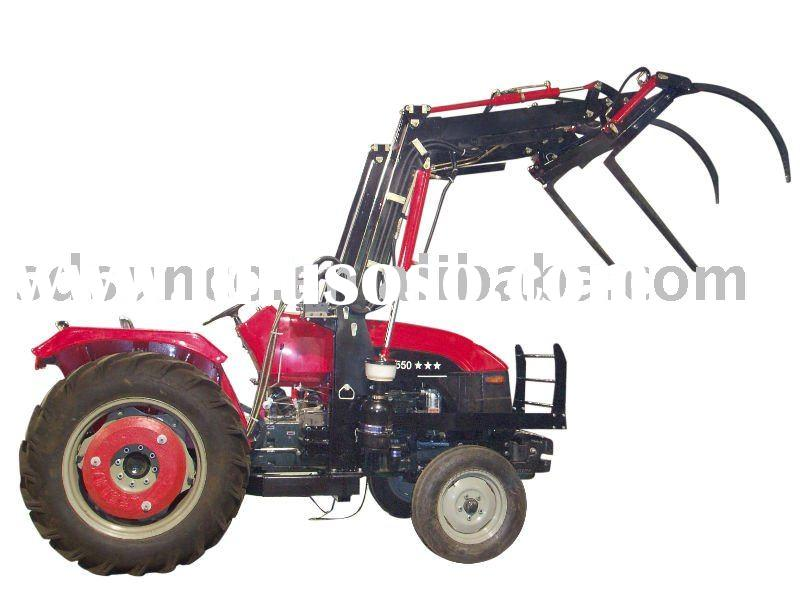 timber fork for front end loader,timber grab for tractor loader