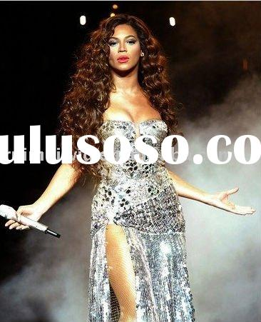 top quality beyonce curl lace wig