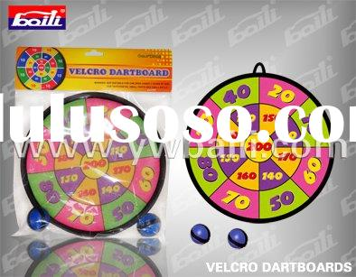 velcro dart board game with balls