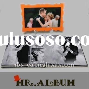 wedding digital photo album printing