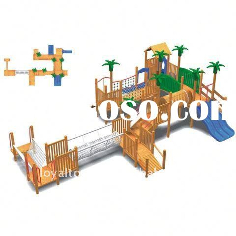 wooden playground plans free