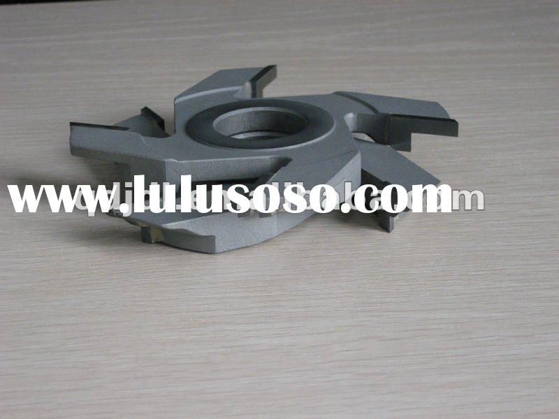 Woodworking shaper cutters cutters for door drame and floor