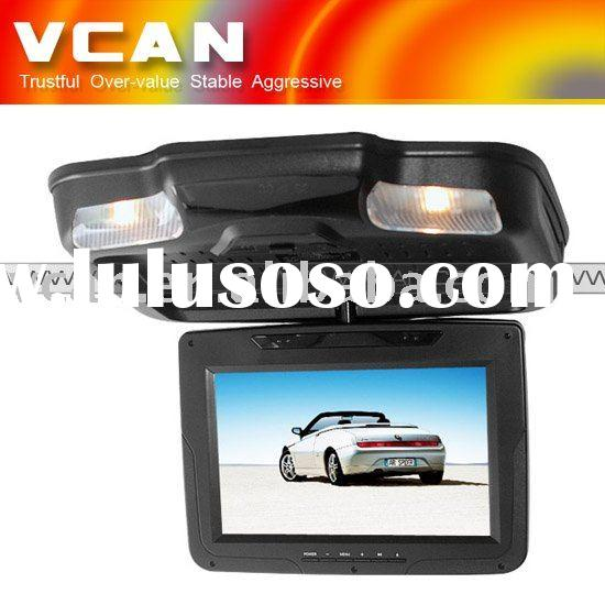 "10.2"" flip down car DVD system"