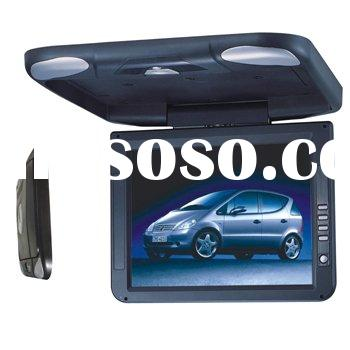 "10.4""ROOF MOUNT/FLIP DOWN/OVERHEAD CAR&AUTO DVD PLAYER+FM+IR--TRM104D"