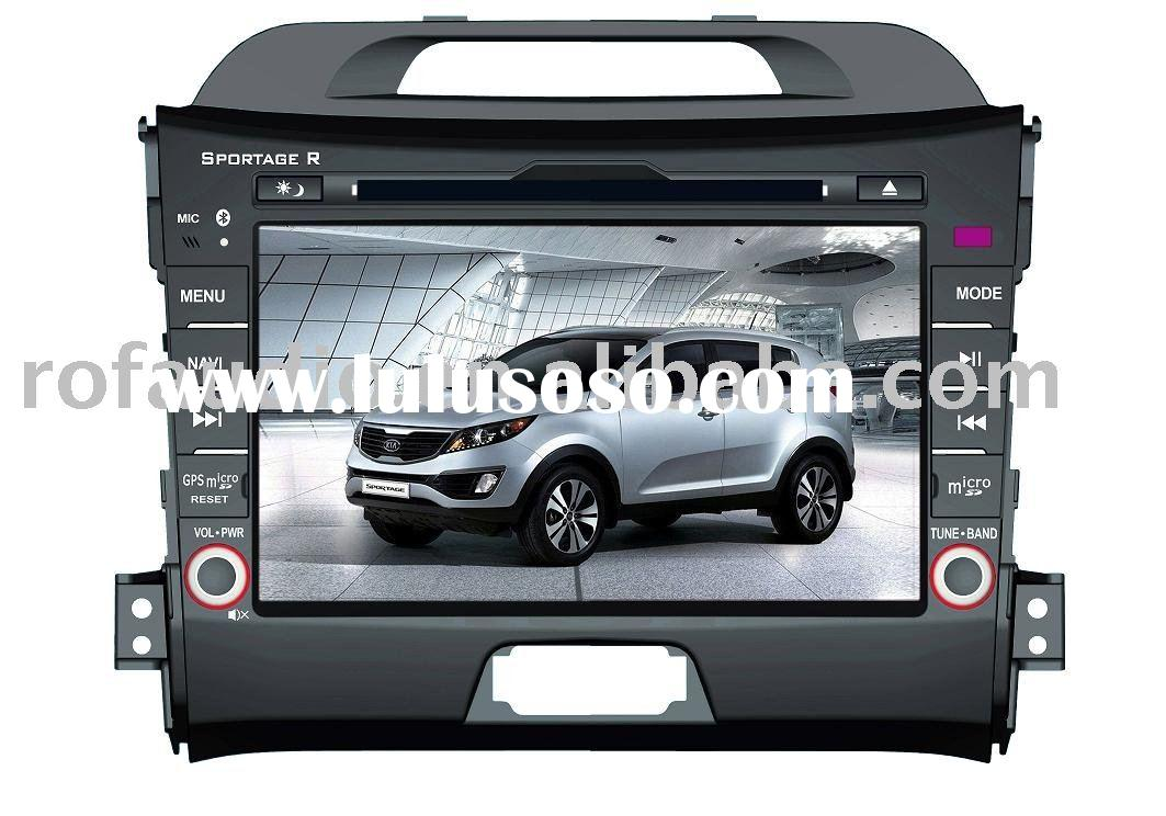2010 newest Kia Sportage R car dvd player with GPS