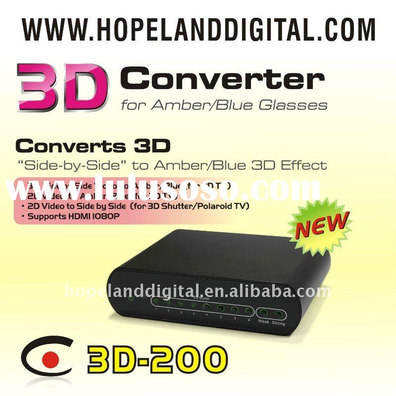 2011 Newest 2D to 3D Converter TV Box