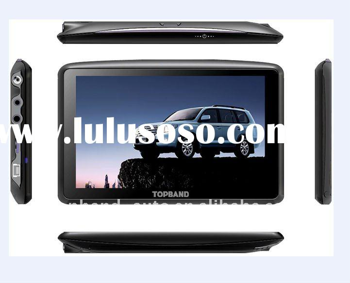 2012 latest portable gps with dvd car GPS