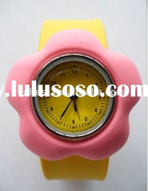 2012 novelty fashion slap watch coupon code for kids