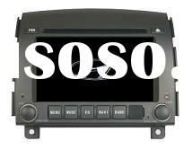 2 Din Car DVD Player/DVD for Hyundai Sonata 2008 with Can Bus,GPS,Dual Zone,Ipod,steering wheel cont